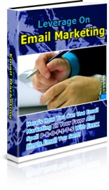 Leverage on Email Marketing (PLR-LOEM-0016)